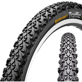 Continental Traffic Tyre 26 x 1.9, wire bead, Reflex